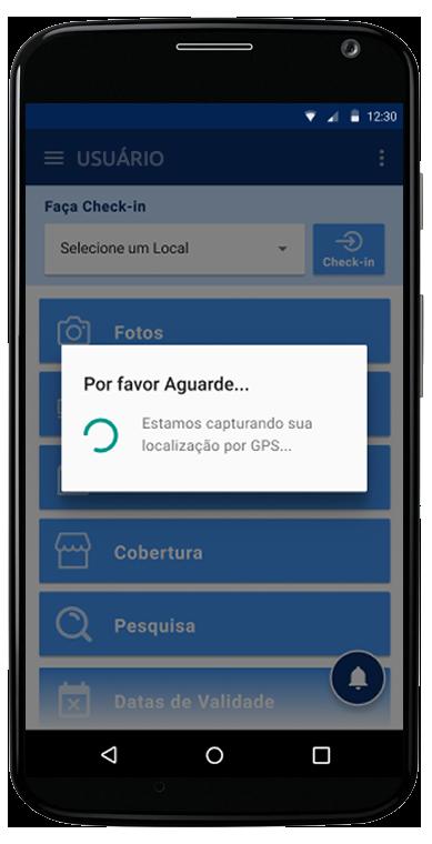 Captura de Localização de alta Precisão GPS Android e IOS